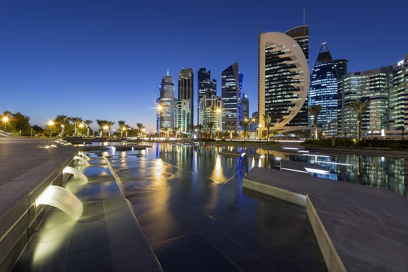 Online travel middle east